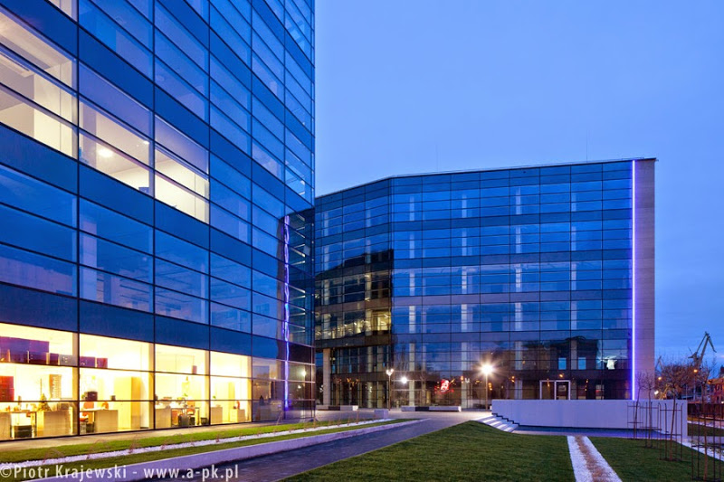 Powierzchnie biurowe Szczecin Baltic Business Park
